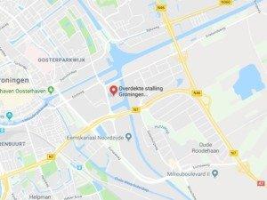 Overdekte stalling Groningen; bootstalling, camperstalling, caravanstalling (winterstalling)